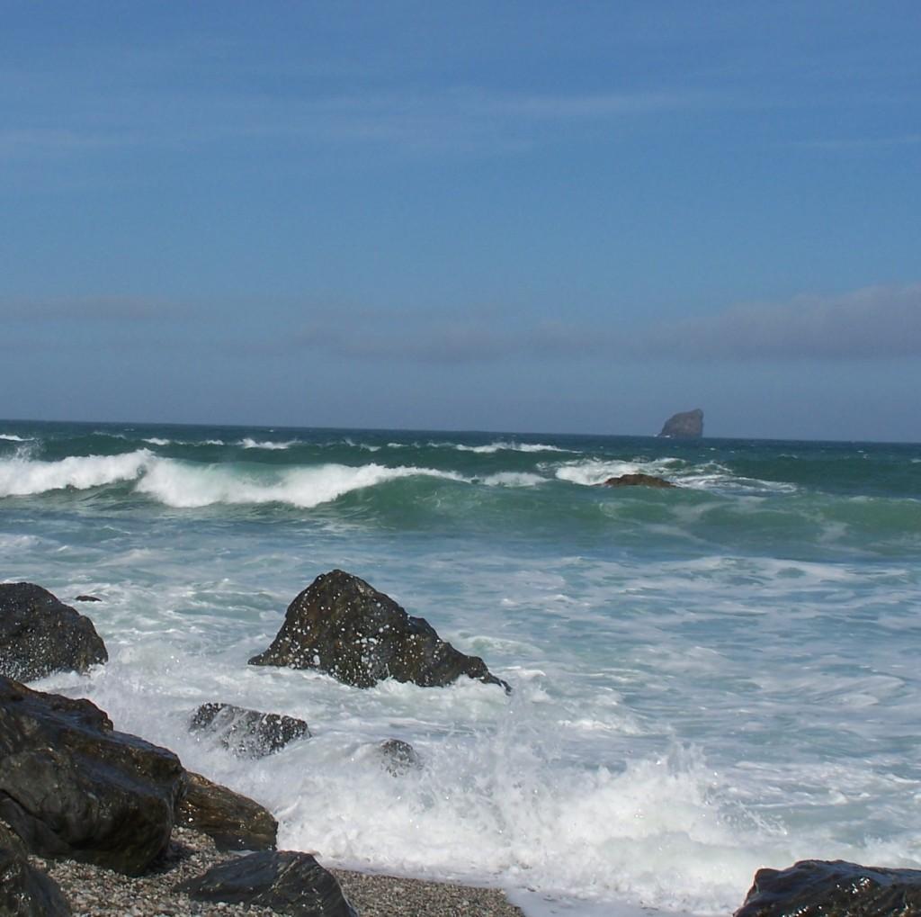 Trevellas Beach