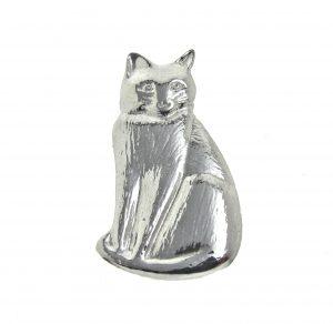 BR1 Cat brooch