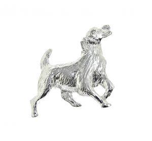 BR7 Dog brooch