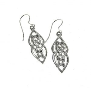 EA11 Celtic knot earrings-8