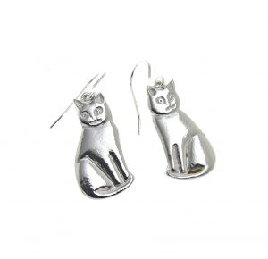 EA8 Cat earrings