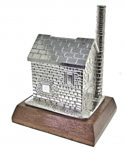 Cornish tin mine money box