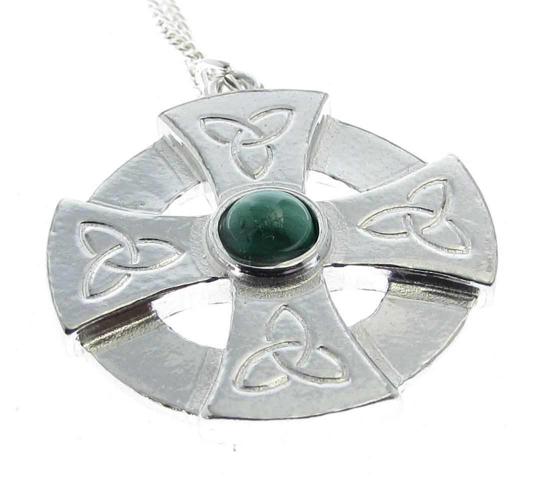 necklace green res hi juniper pendant rickis stone hematite