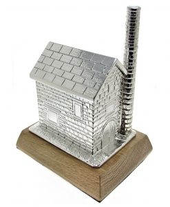 Cornish tin mine trinket box